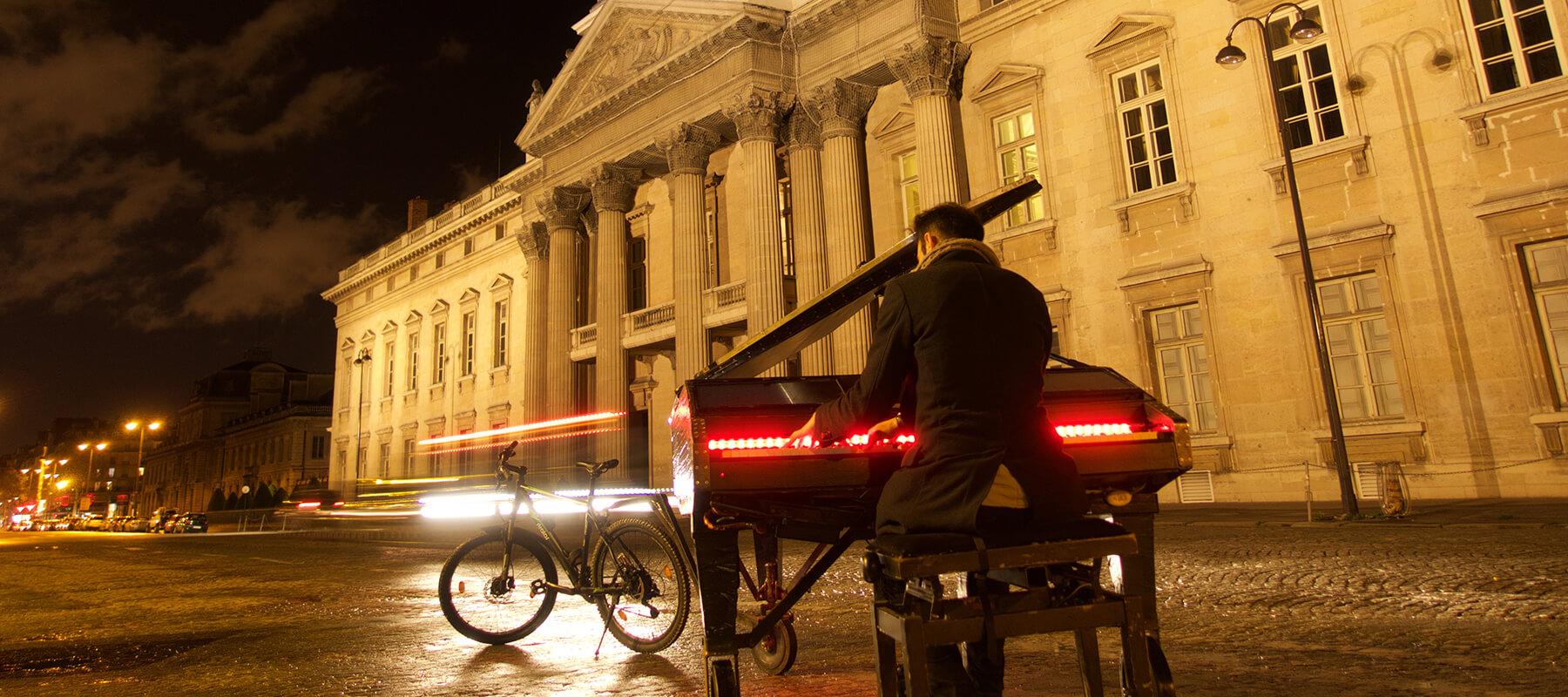Le pianiste du Bataclan