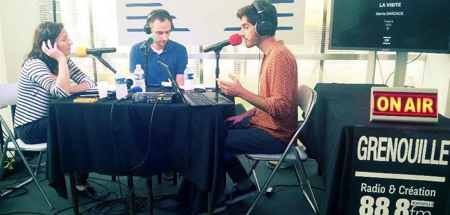 Pour qu'émette Grenouille, la radio culte de Marseille