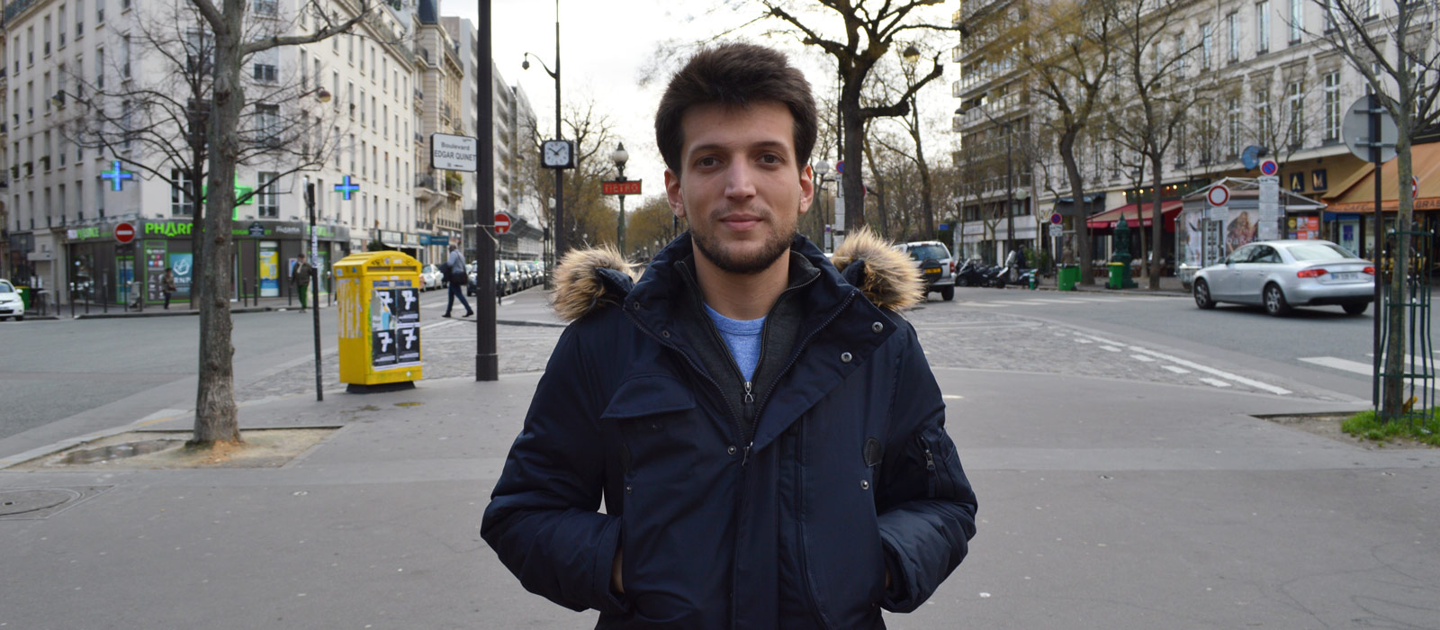 Samuel Grzybowski, le militant dans le viseur de Valls et Fourest