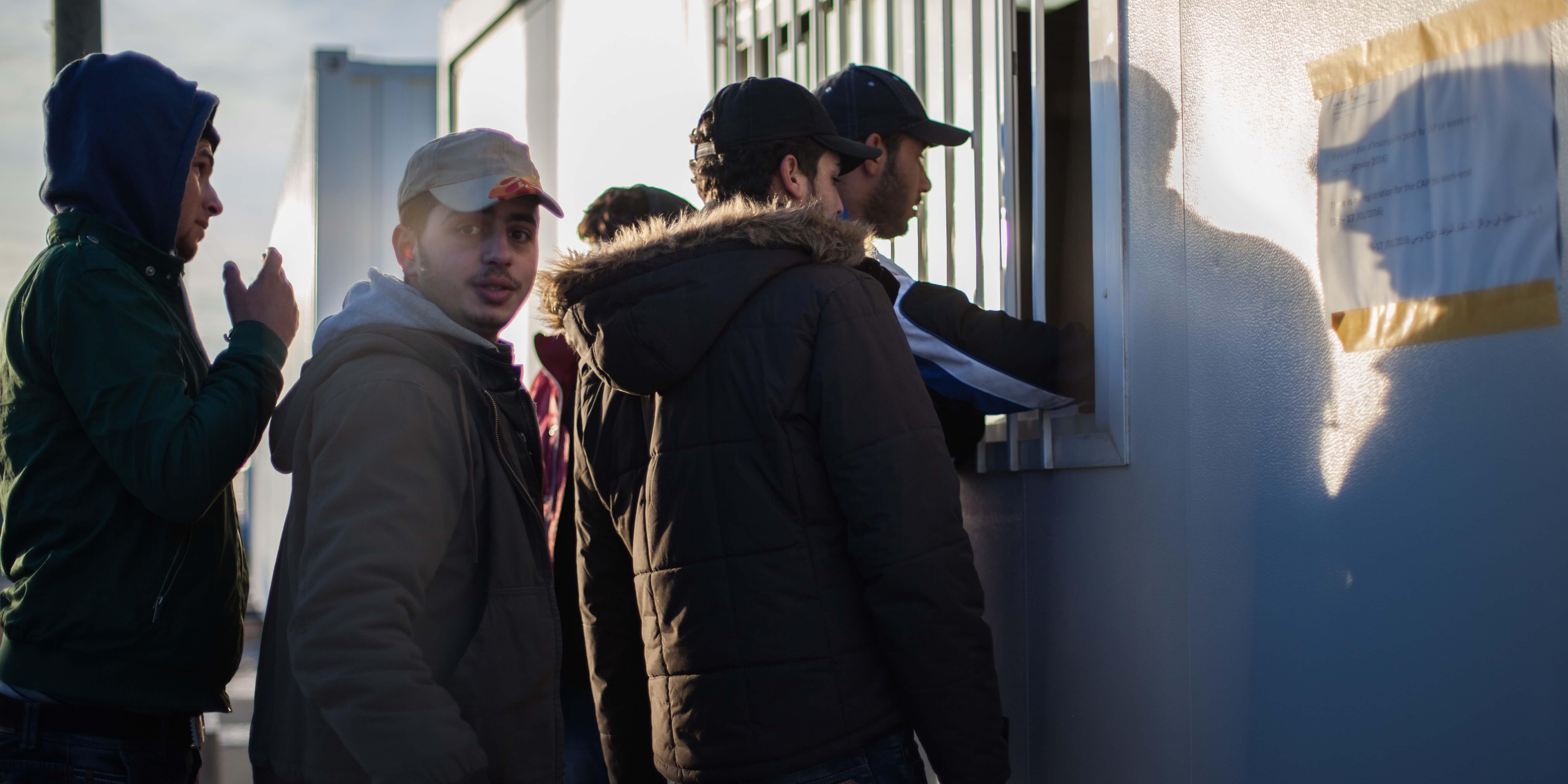 La police prend ses quartiers dans des centres d'hébergement d'urgence pour sans-papiers