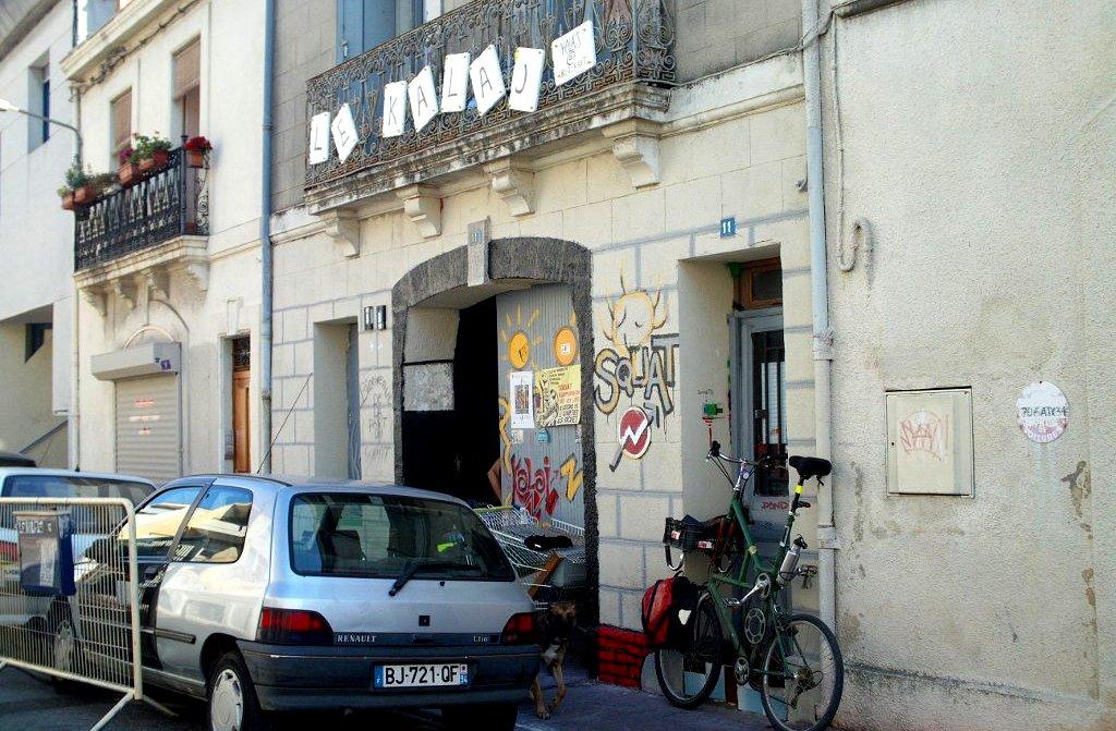 A Montpellier, les freegans en procès sur fond de vol de camion