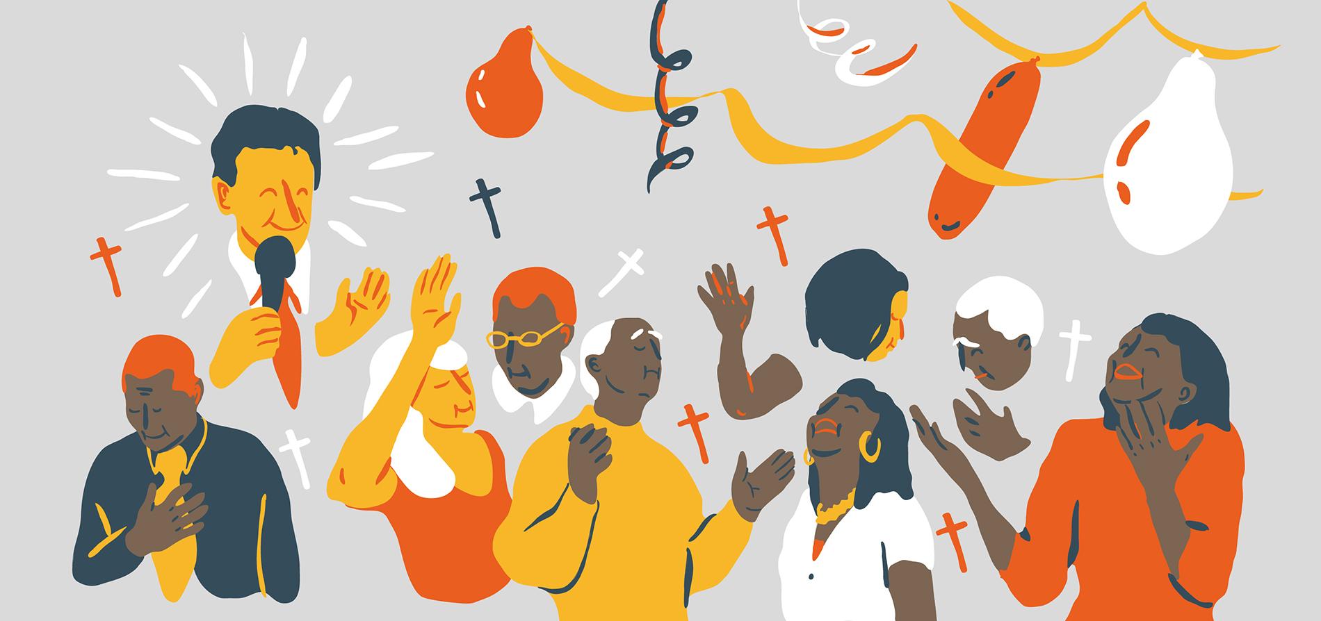 Charisma, l'Église qui résout tes problèmes contre 10 % de ton salaire