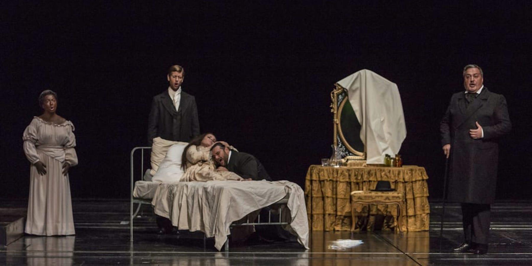 Blackface à l'Opéra de Paris