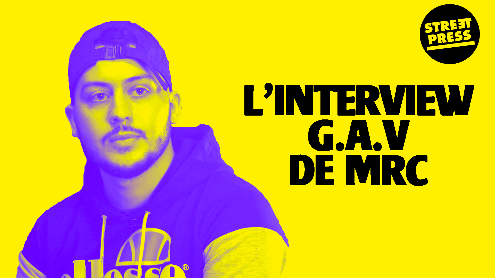 L'interview G.A.V de MRC