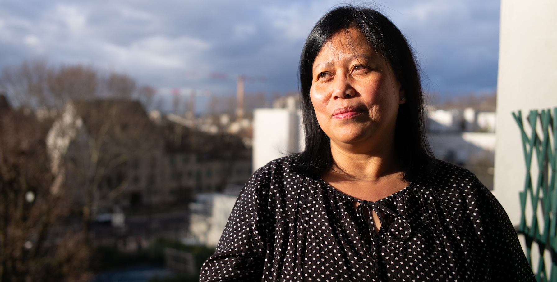 Zita Cabais-Obra, d'esclave domestique à briseuse de chaînes