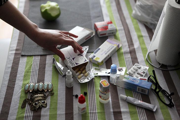 Bavure Dreux médicaments