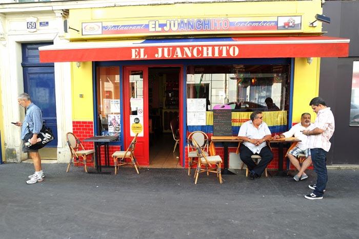Restaurant  Rue Du Chemin Vert