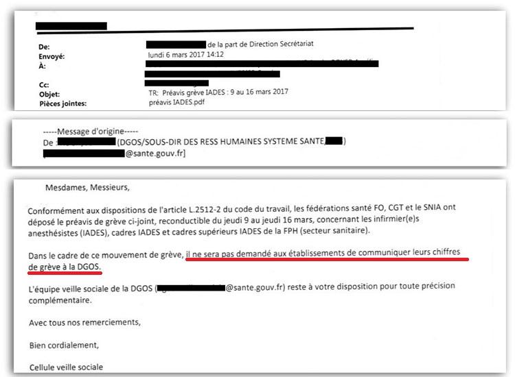 Mails DGOS 1