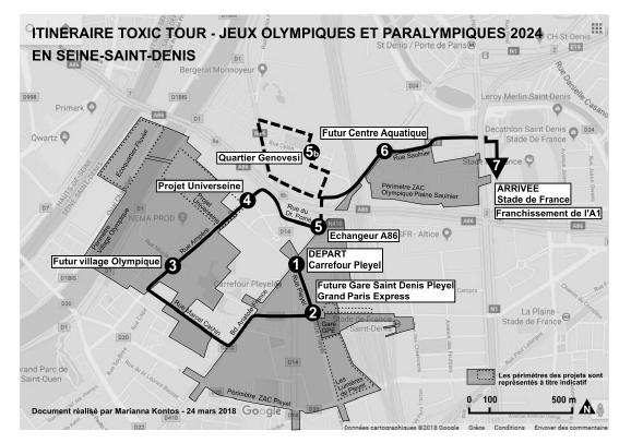 Toxic tour 2