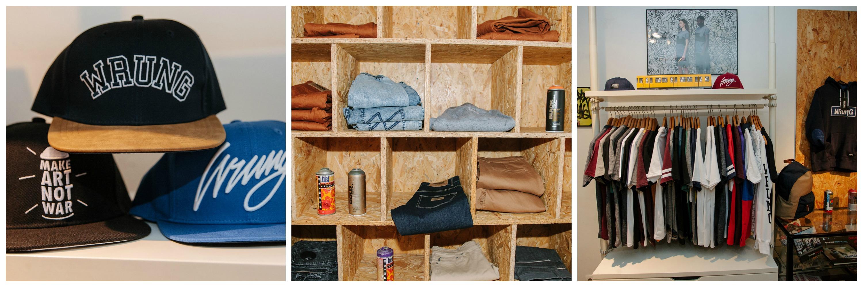 Wrung boutique détail 1