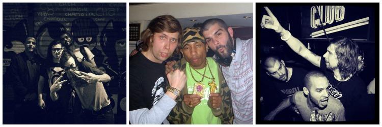 DJ Pone et ses amis