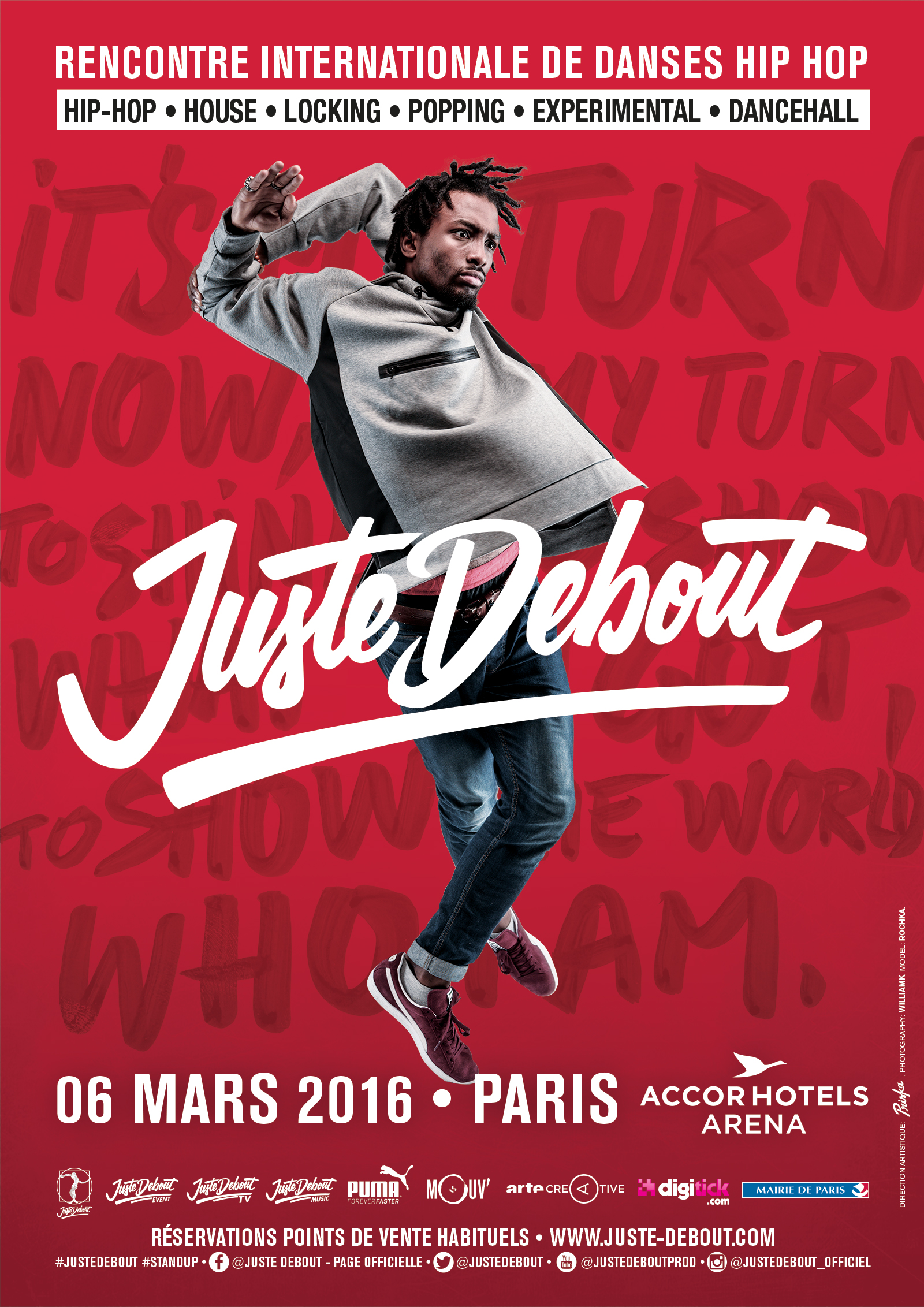 Juste Debout -