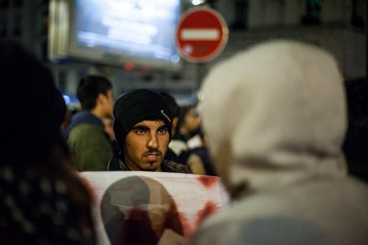 refugiés stal portrait