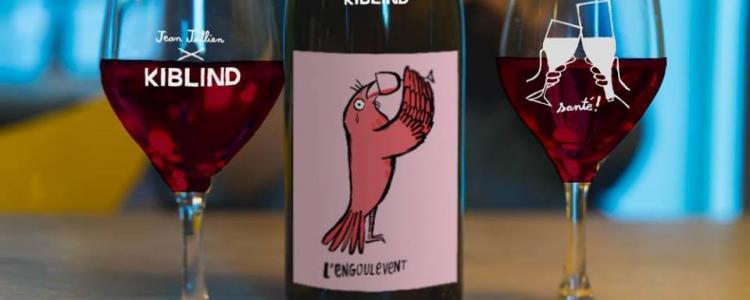 Lancement du Kiblind #62 | Dégustation de vin