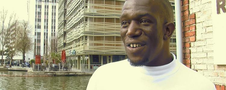 Black Fisherman, « le seul carpiste noir » de l'histoire du bassin de la Villette