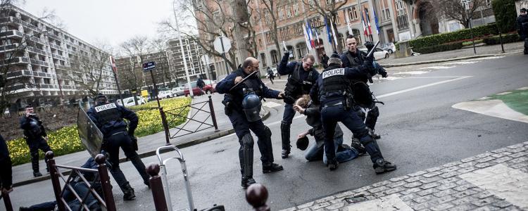 A Lille, la Police (s')éclate