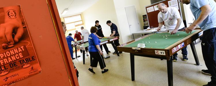 Subbuteo : les irréductibles du foot sur table
