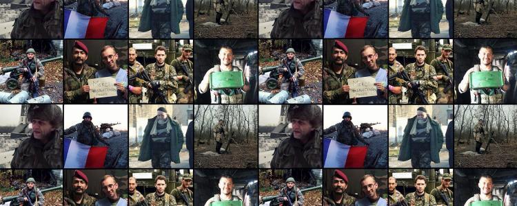 Ukraine : Les docs qui montrent l'implication de l'extrême droite française dans la guerre