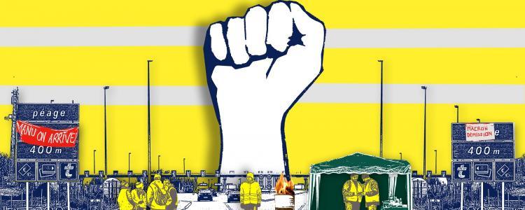 Les gilets jaunes, un mouvement populiste radical sans leader