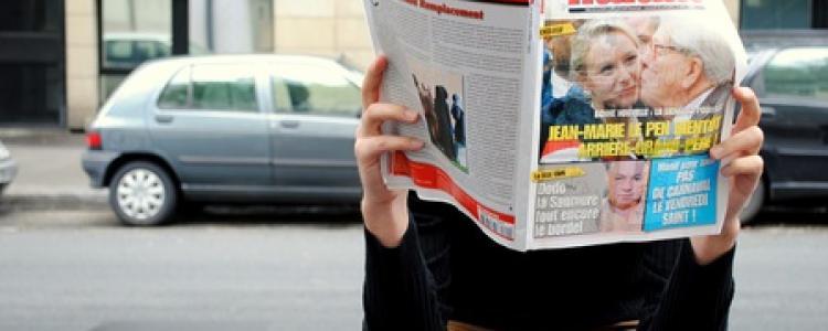 Le pire de la presse d'extrême droite en avril
