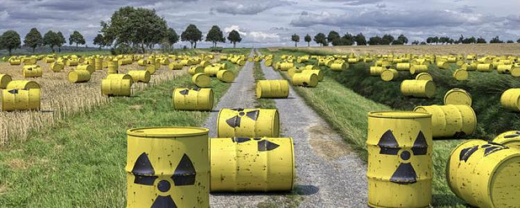 Sortons du nucléaire, ses déchets sont dangereux!