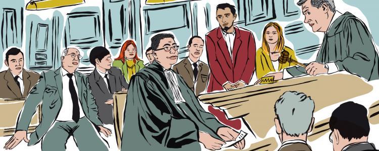 Profession : Avocats de djihadistes