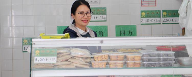 Les Nouveaux Délices, fabrique du tofu à Paris