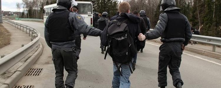 Yaroslav, 27  ans, 10 jours dans les geôles russes
