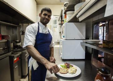 La vraie vie des cuisiniers tamouls de Paris