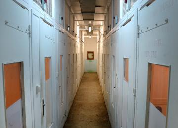 Dans l'enfer de la prison de Fresnes