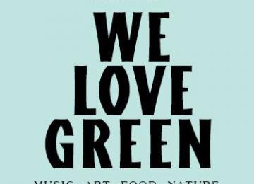 Festival We Love Green | 4-5 juin au Bois de Vincennes