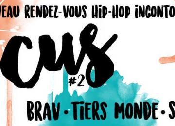 Soirée FOCUS | RDV Hip-hop | 9 décembre à la Flèche d'OR