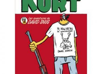 La vie est trop KURT, de David Snugg