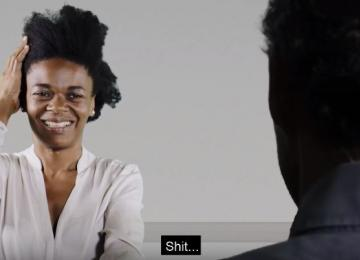 La Crépue, une websérie afro-comique