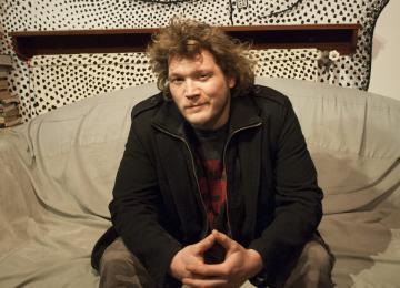 Anthony, l'américain arrêté dans un squat et menacé d'expulsion