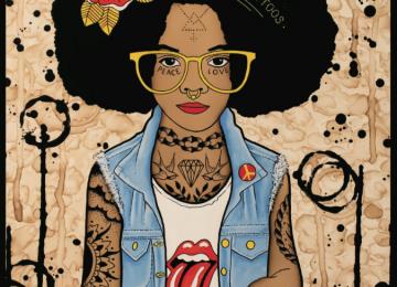 Coffee & tattoos : AWA à l'Oeil Ouvert | 21 mai - 14 juin
