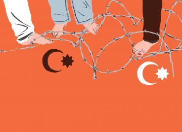 « Ma famille a été persécutée en Azerbaïdjan parce que j'ai demandé l'asile en France »