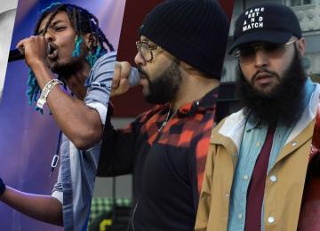 Backeurs, les bras droit du rap français
