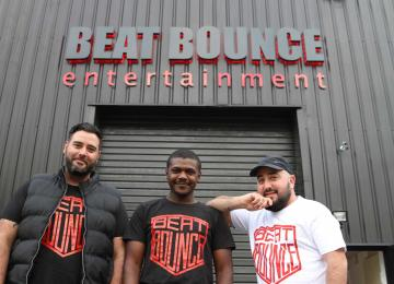 Bienvenue à Beat Bounce, l'usine à clips marseillaise
