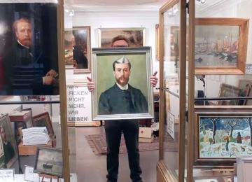 L'artiste qui hackait les tableaux des grands-mères