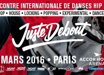 Juste Debout : le plus grand show de danse hip-hop