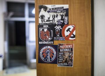 Bastion Social : une virée violente pour fêter le titre des Bleus