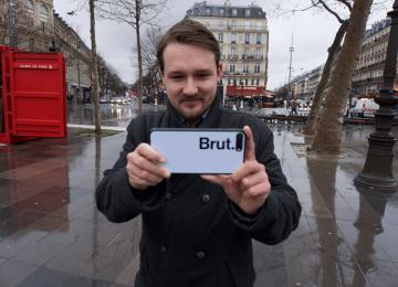 Rémy Buisine, le périscopeur fou