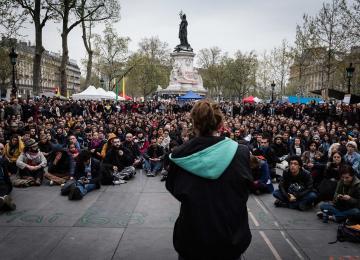 Le guide de Nuit Debout à Paris