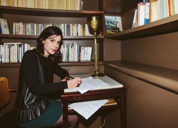 De Gollnisch à Ménard : Charlotte d'Ornellas, la journaliste préférée de la fachosphère