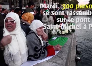 300 personnes ont commémoré le massacre du 17 octobre 1961