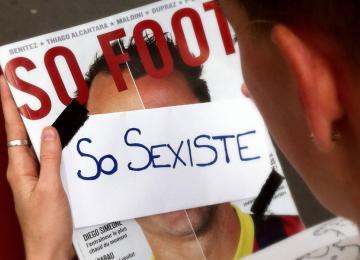 Des féministes se font SoFoot