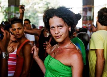 Photos : Une gay pride à La Havane