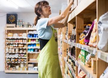 Superquinquin, le supermarché où le client est vraiment le patron
