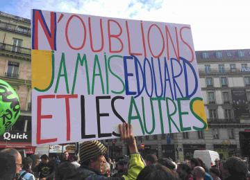 Qui est responsable du suicide d'Édouard, agent SNCF ?